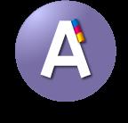Аполинария Логотип